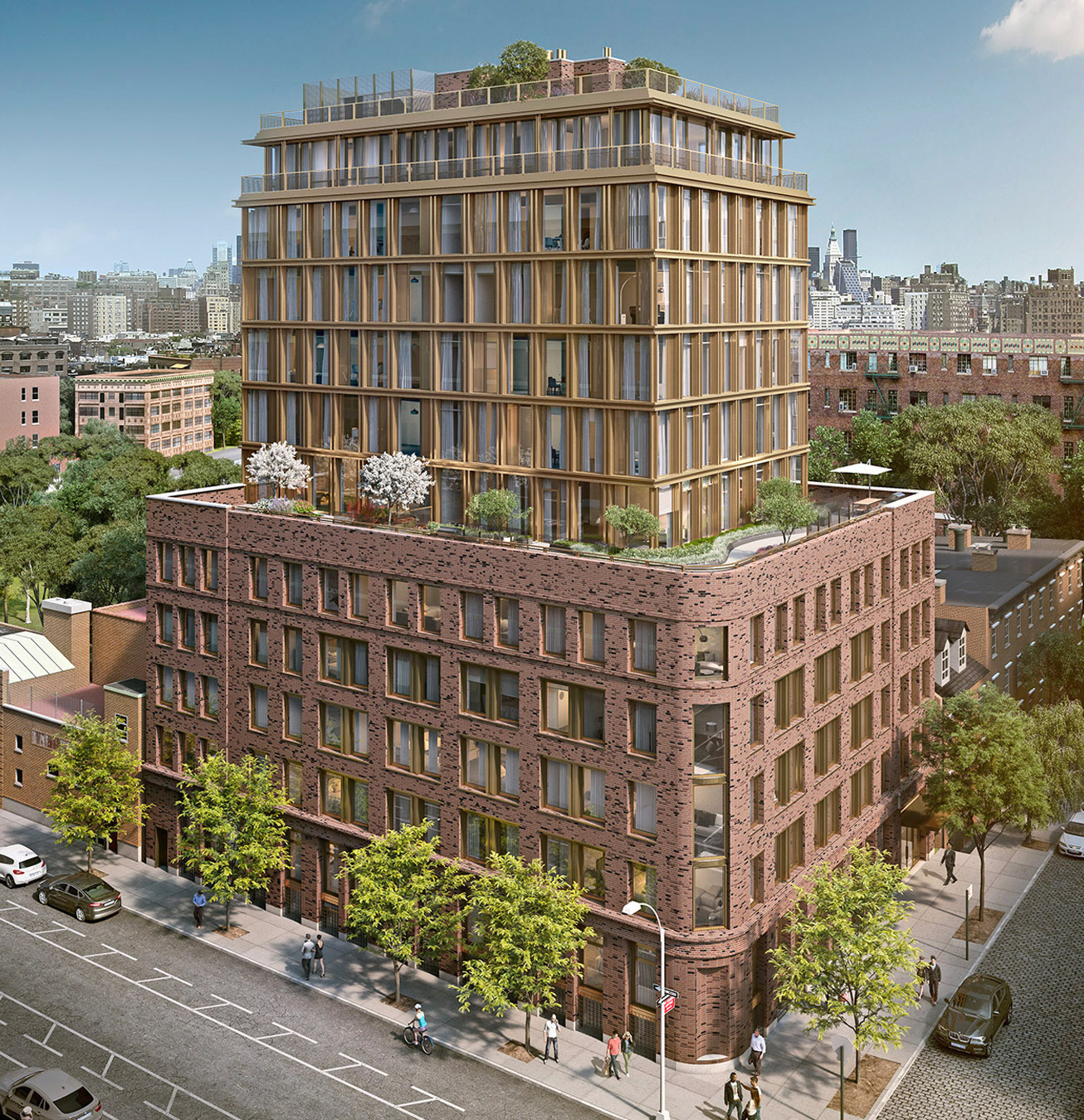 New Residences in West Village